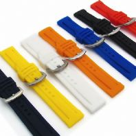Resin/Silicone Rubber Watch Straps